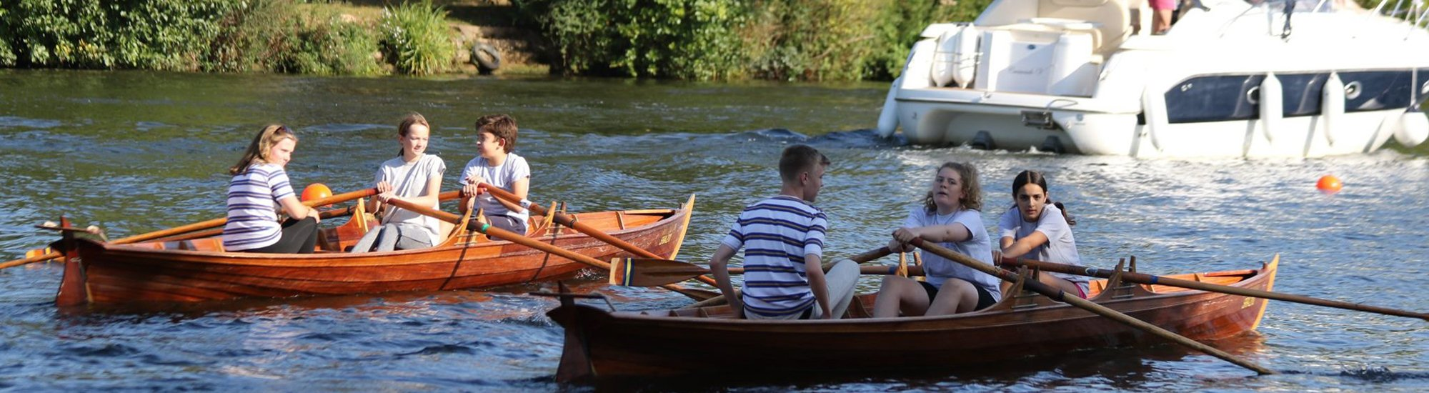 Dittons Skiff and Punting Club