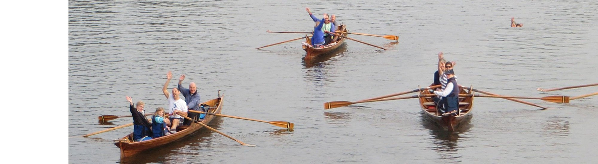 skiffing meanders from Dittons Skiff and Punting Club